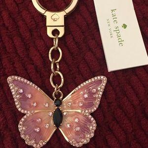 ♠️Kate Spade - Key Ring /Bag Charm